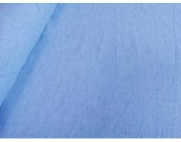 5-38 Ткань пестротканная (синий) 150 см