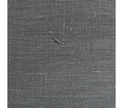 Ткань лён 100% серого (1469)