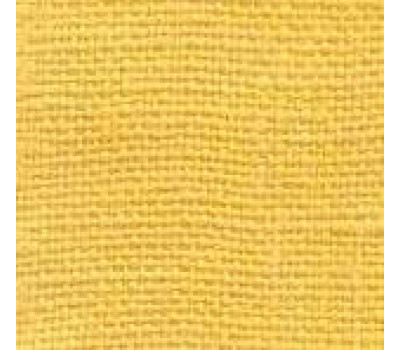 Крашеный полулён жёлтый