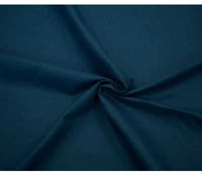 Постельное бельё 1,5 спальное (синий)