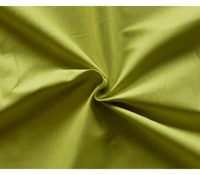 Полульняная ткань 220 см (фисташковый цвет)