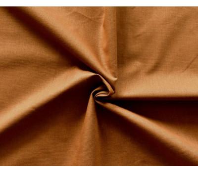 Полульняная ткань 220 см (цвет сливочной ириски)