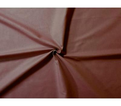Полульняная ткань 220 см (пыльно-бордовый)