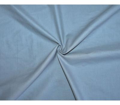 Полульняная ткань 220 см (серый)