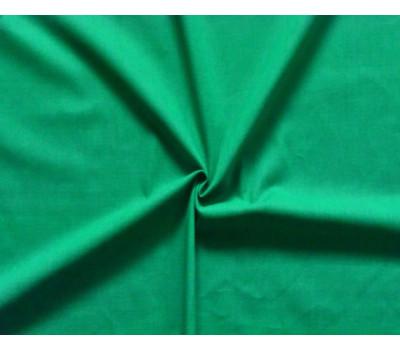 19-12 Крашеная полульняная ткань (зелёный 39)