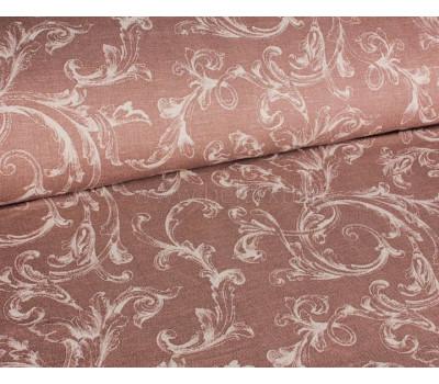 7-19 Ткань полульняная (Дежавю) 150 см