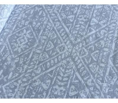 7-19 Ткань полульняная (Орнамент) 150 см