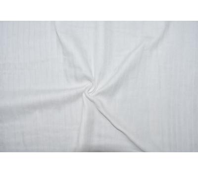 Муслиновый платочек белого цвета