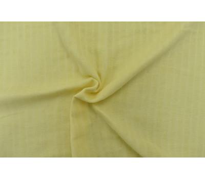 Муслиновая пеленка жёлтого цвета