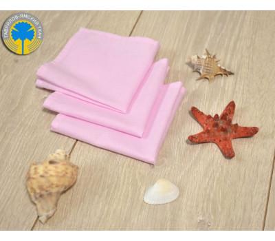 Муслиновый платочек розового цвета