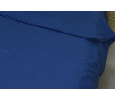Пододеяльник 2 спальный (синий)
