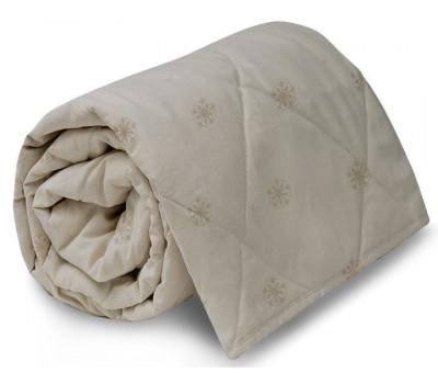 Одеяло льняное 2 спальное (Овечья шерсть)