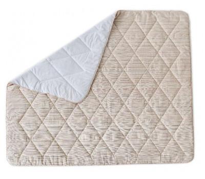 Одеяло-покрывало льняное 1,5 спальное (Пестроткань)
