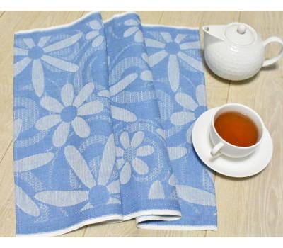 Полотенце 50*70 (Романтика) синий