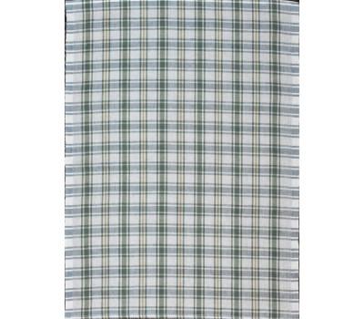 Полотенце 50*70 (Клетка) тёмно-зелёный