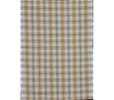 Полотенце 50*70 (Клетка) жёлтый