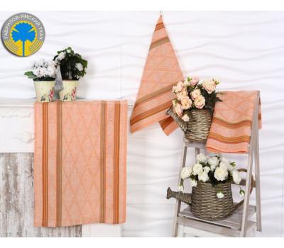 Льняные полотенца и рушники