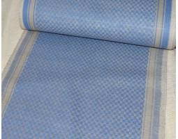 6-67 Холст полотенечный (синий)