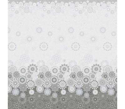 Ткань с рисунком (Льняное кружево)