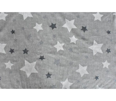 Ткань с рисунком (Звёзды)
