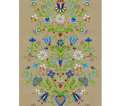 Полотенце 50*70 Цветущий лён