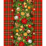 Новогодние скатерти, дорожки, полотенца