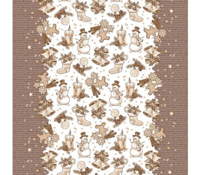 61 Ткань Дорожка (Джинже) вид 2