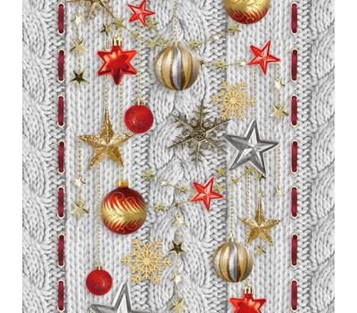 Полотенце 50*70 Новогодняя звезда