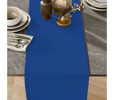 """Дорожка на стол """"Синий"""""""