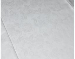 21/1780 Скатерть (Цветочный) белый 155*150