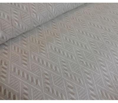 Жаккардовая ткань (Ромбы)