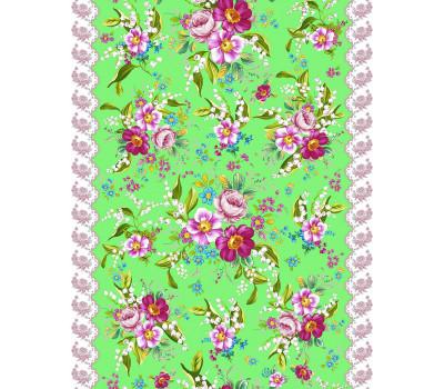 Полотно вафельное 50 см (Цветочный аромат) вид 1