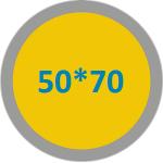 Наволочки 50*70